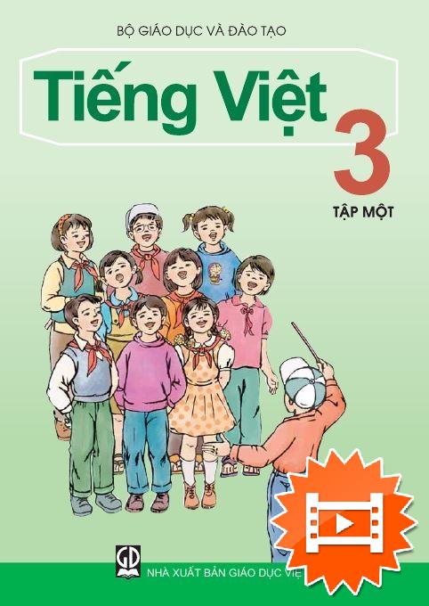 Tiếng Việt 3, tập 1