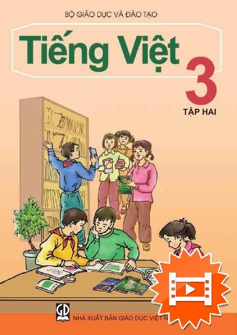 Tiếng Việt 3, tập 2