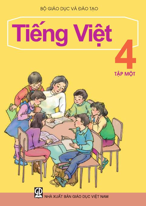 Tiếng Việt 4, tập 1