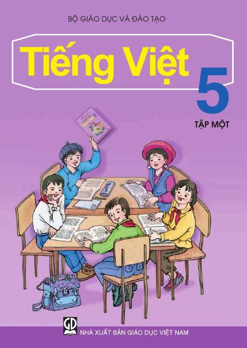 Tiếng Việt 5, tập 1
