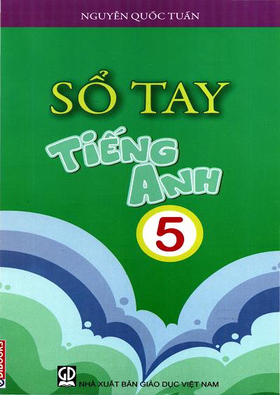 Sổ tay Tiếng Anh 5