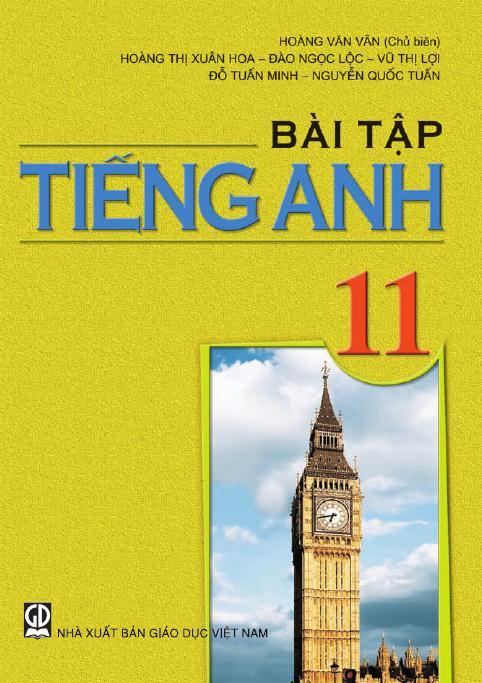 Bài tập Tiếng Anh 11