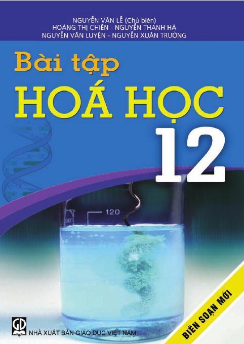 Bài tập Hóa học 12