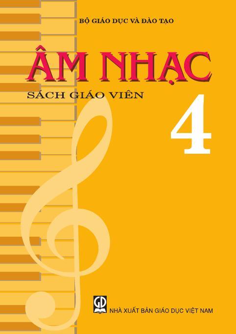 Âm nhạc 4 - Sách Giáo Viên