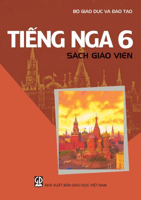 Tiếng Nga 6 - Sách Giáo Viên