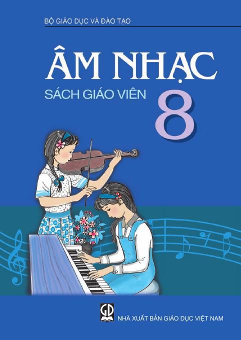 Âm nhạc 8 - Sách Giáo Viên