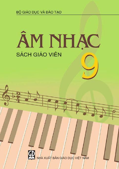 Âm nhạc 9 - Sách Giáo Viên