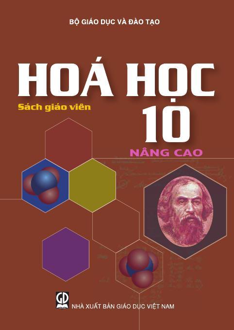 Hóa học 10 nâng cao - Sách Giáo Viên