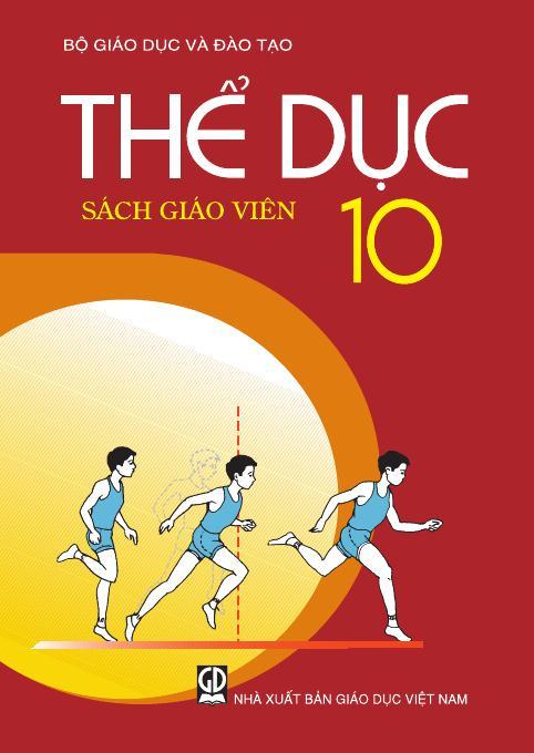 Thể dục 10 - Sách Giáo Viên