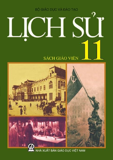 Lịch sử 11  - Sách Giáo Viên
