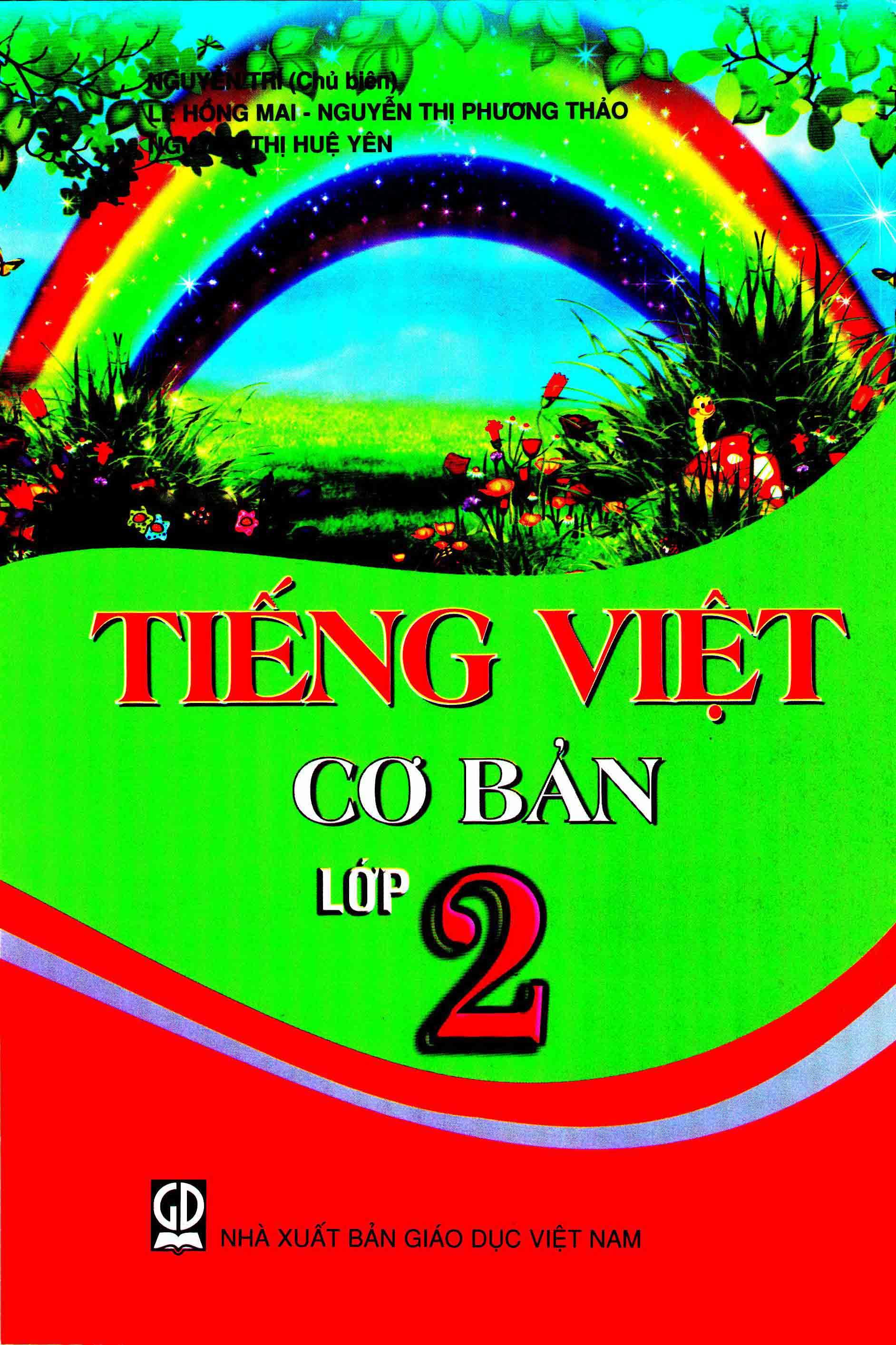 Tiếng Việt cơ bản lớp 2