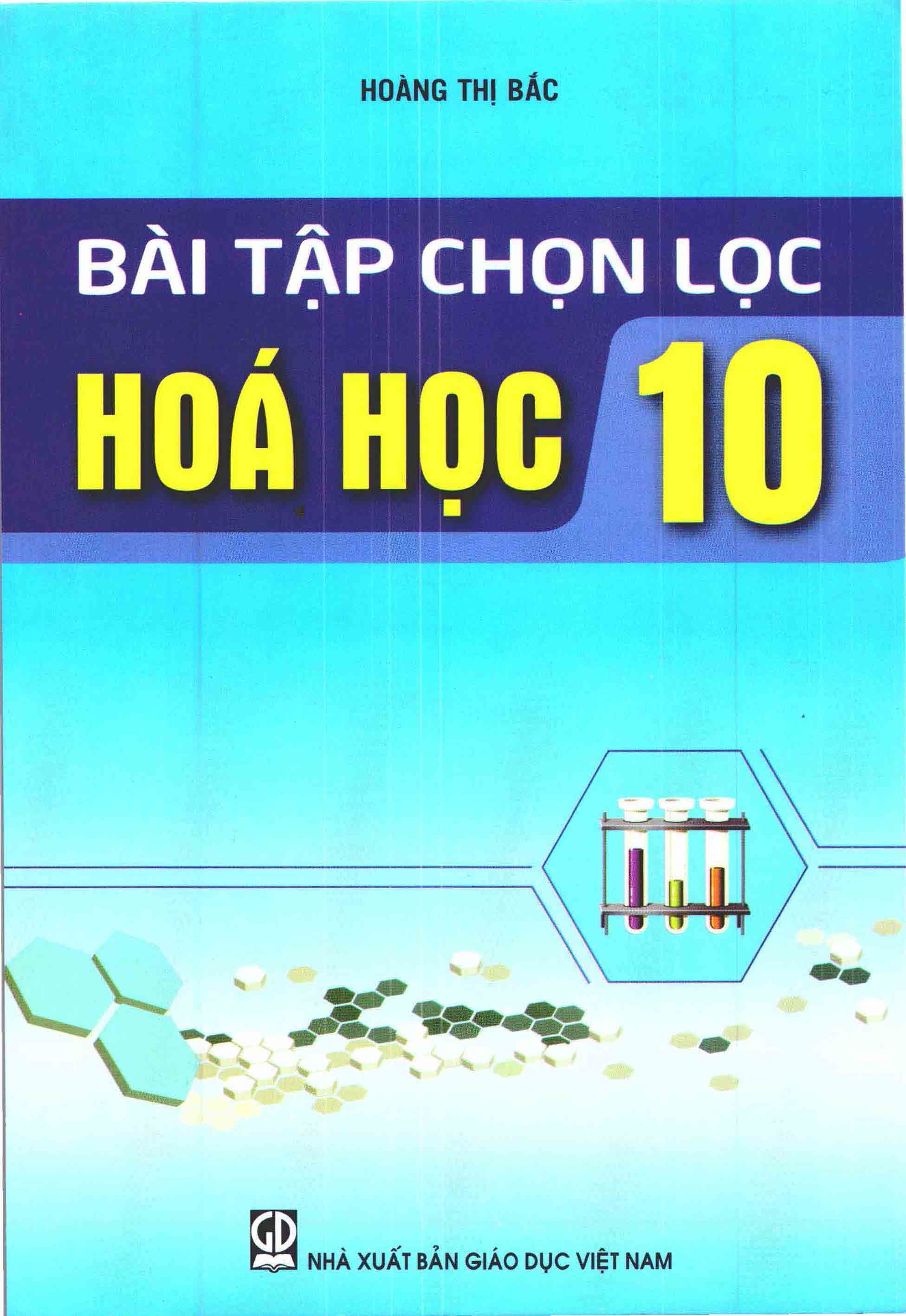 Bài tập chon lọc Hóa học 10