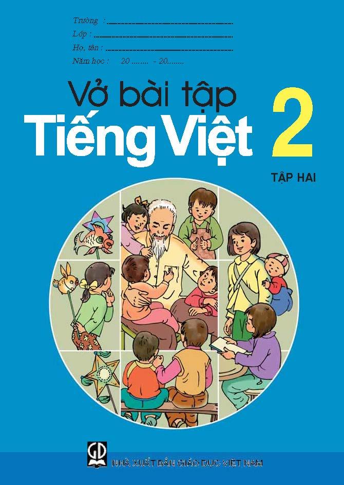 Vở bài tập Tiếng Việt 2, tập 2