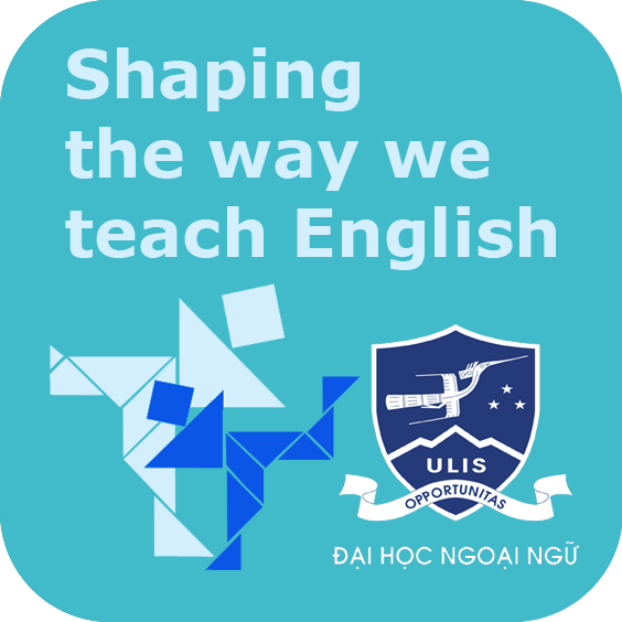Shaping the Way We Teach English